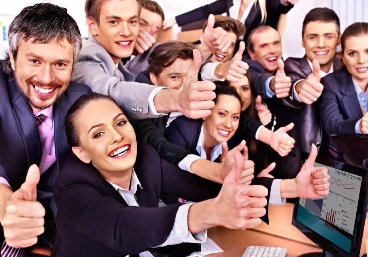 Численность сотрудников компании достигла
