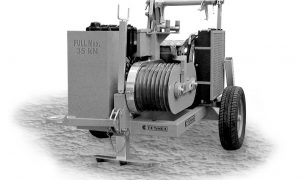 Cable winch rental